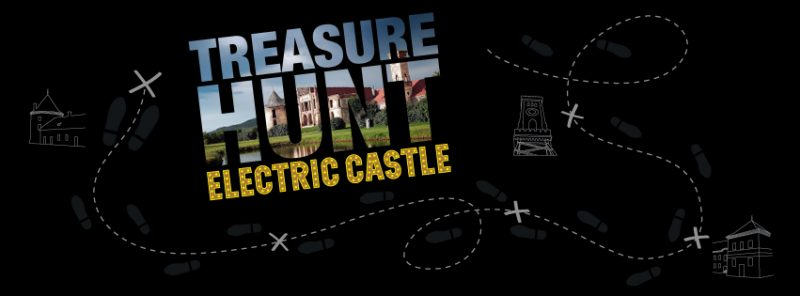Treasure Hunt at Electric Castle banner