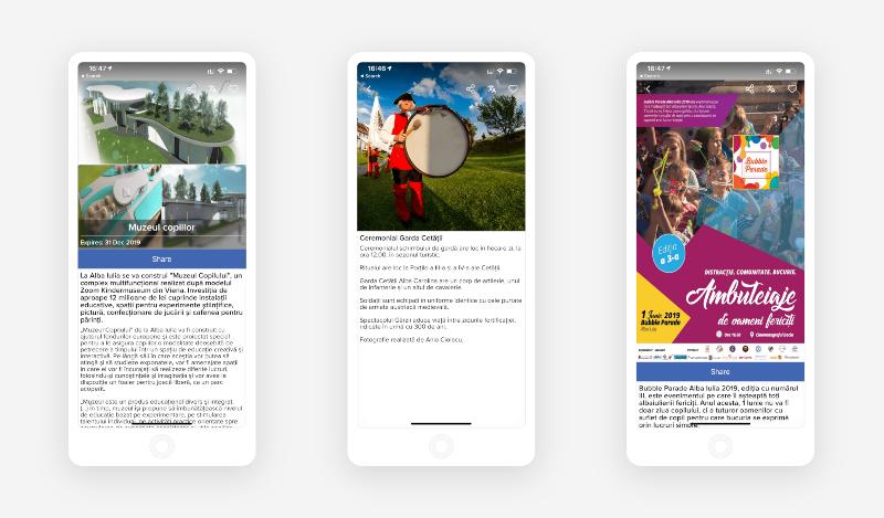 e-albaiulia campaigns