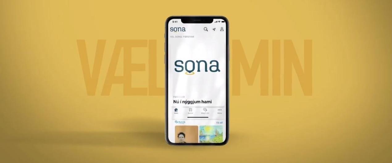 Sona mobile app